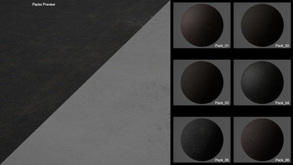 Seamless bundle leather #07 - Texturing.xyz