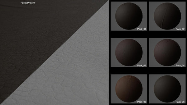 Seamless bundle leather #03 - Texturing.xyz