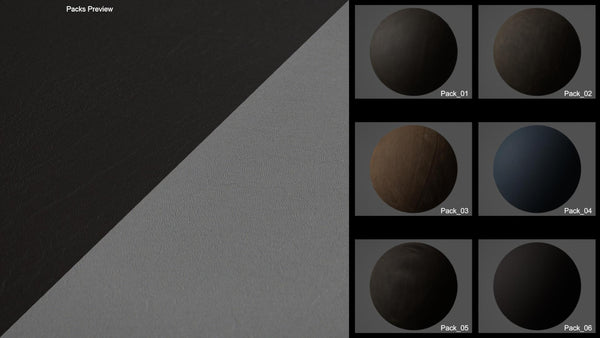 Seamless bundle leather #11 - Texturing.xyz