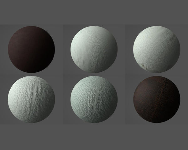 Seamless bundle leather #12 - Texturing.xyz