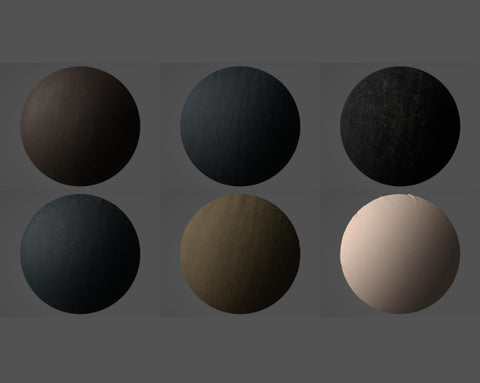 Seamless bundle leather #06 - Texturing.xyz