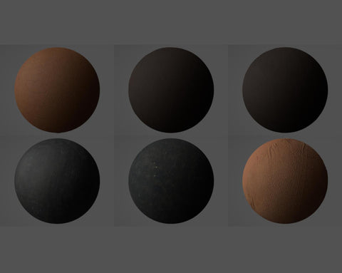 Seamless bundle leather #08 - Texturing.xyz