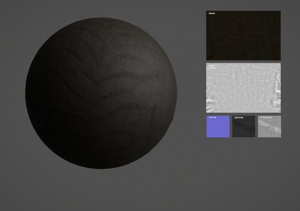 Lamb leather #47 - Texturing.xyz