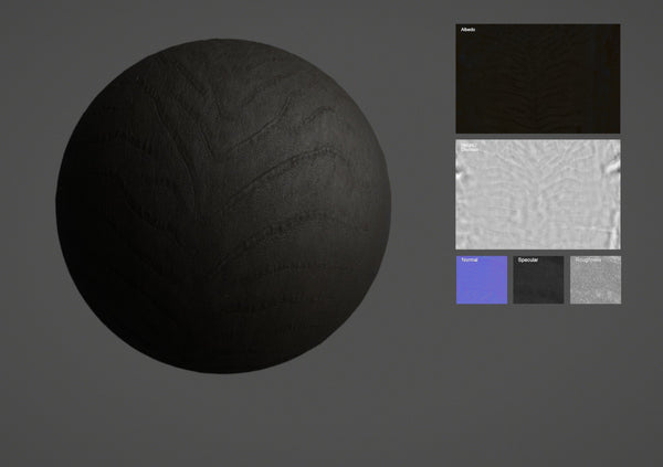 Lamb leather #46 - Texturing.xyz