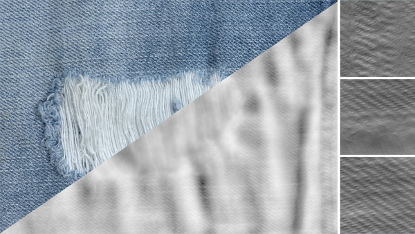Denim close-up #07 - Texturing.xyz