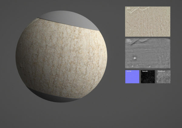 Agglomerated #04 - Texturing.xyz