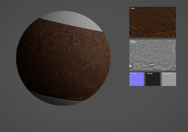 Agglomerated #10 - Texturing.xyz