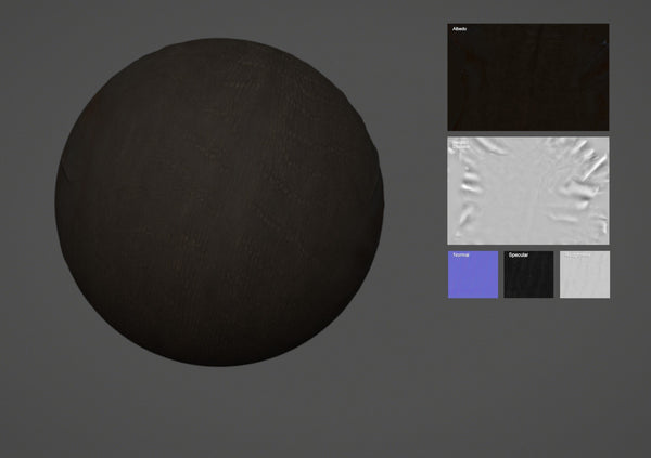 Lamb leather #64 - Texturing.xyz