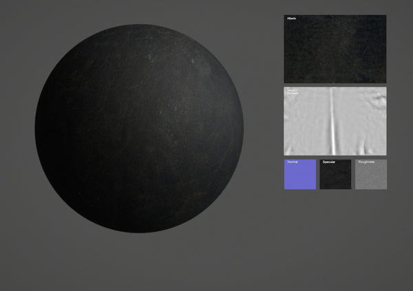 Lamb leather #70 - Texturing.xyz