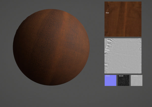 Lamb leather #59 - Texturing.xyz