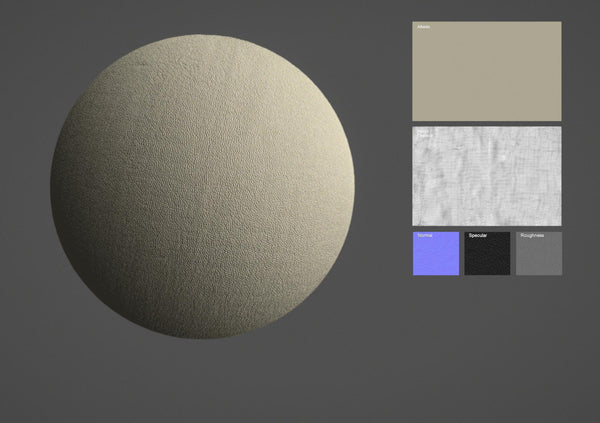 Leather #02 - Texturing.xyz