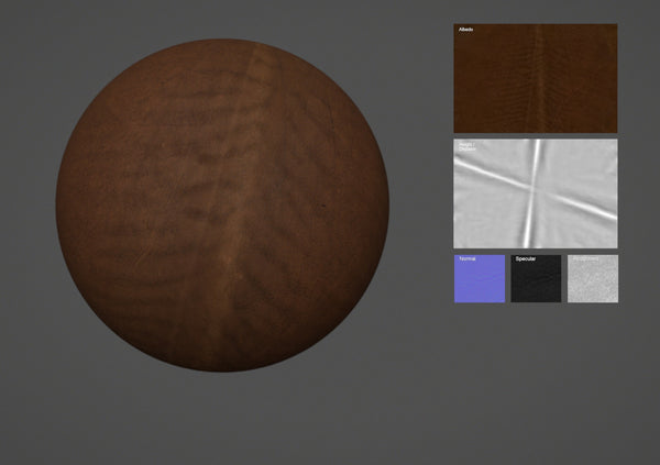 Lamb leather #71 - Texturing.xyz