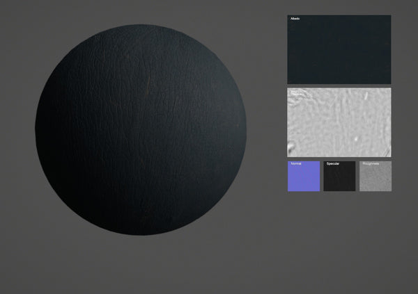 Lamb leather #39 - Texturing.xyz