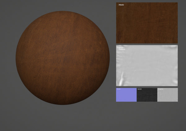 Lamb leather #88 - Texturing.xyz