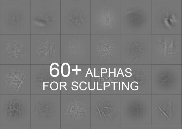 Alpha bundle leather #02 - Texturing.xyz