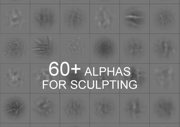 Alpha bundle leather #05 - Texturing.xyz