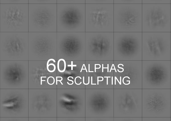 Alpha bundle leather #08 - Texturing.xyz