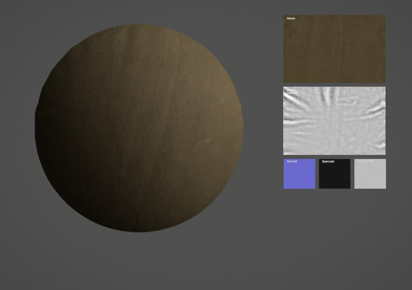 Lamb leather #37 - Texturing.xyz