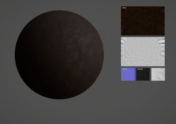 Lamb leather #83 - Texturing.xyz