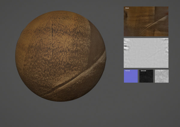 Lamb leather #58 - Texturing.xyz