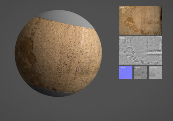 Agglomerated #02 - Texturing.xyz