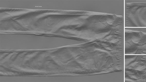 Denim trousers #23 - Texturing.xyz