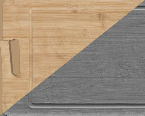 Cutting board #03 - Texturing.xyz