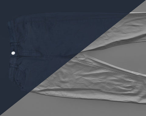 Denim trousers #19 - Texturing.xyz