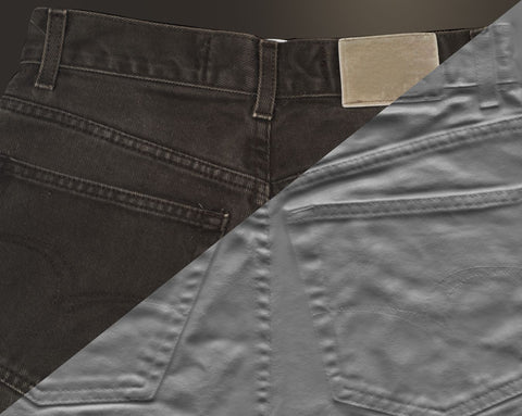 Denim trousers #14 - Texturing.xyz