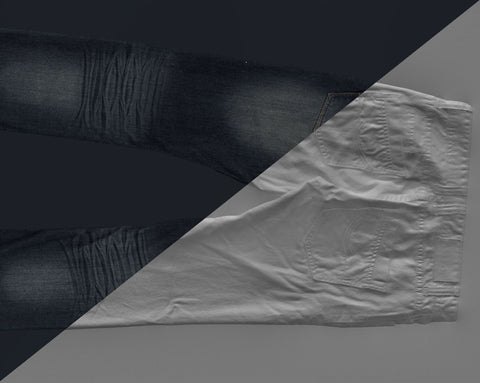 Denim trousers #01 - Texturing.xyz