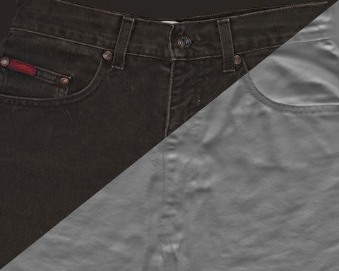 Denim trousers #13 - Texturing.xyz