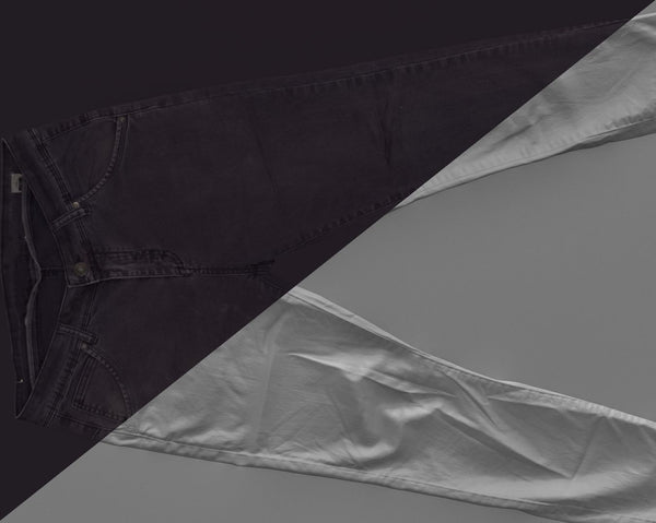 Denim trousers #10 - Texturing.xyz