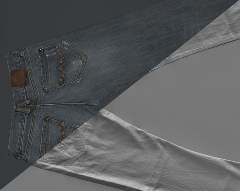 Denim trousers #26 - Texturing.xyz