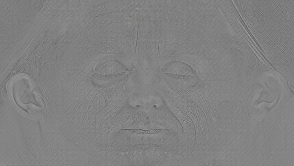 Male 40s Multichannel Face #70 - Texturing.xyz