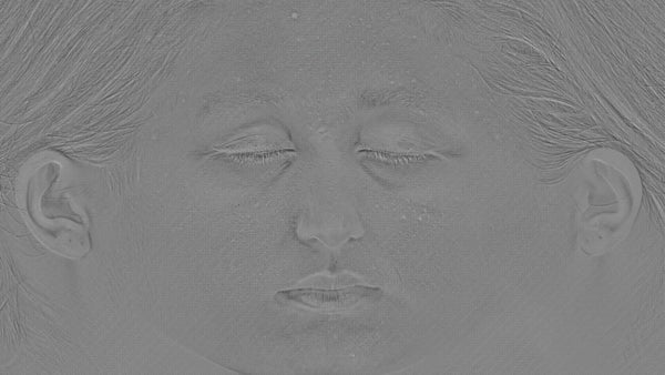 Female 18s Multichannel Face #79 - Texturing.xyz