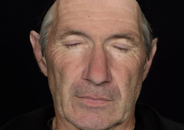 Male Face 50s FullFace #08