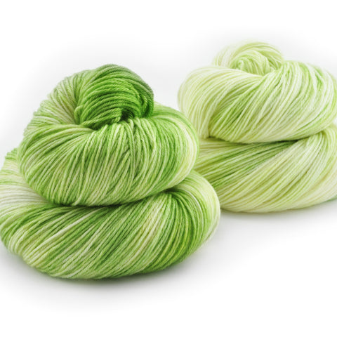 SOFTIES in RIDGY-DIDGE<br>85% Extrafine Merino<br>15% Nylon Superwash