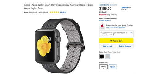 Apple Watch Receives A Price Cut: The New Apple Watch 2 is coming