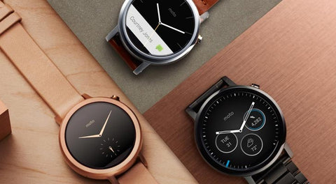The Best Smartwatch of 2016-Moto 360 2nd