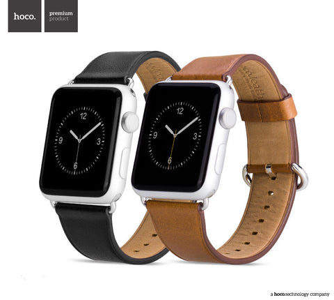 Hoco Apple Watch Calf Leather Band