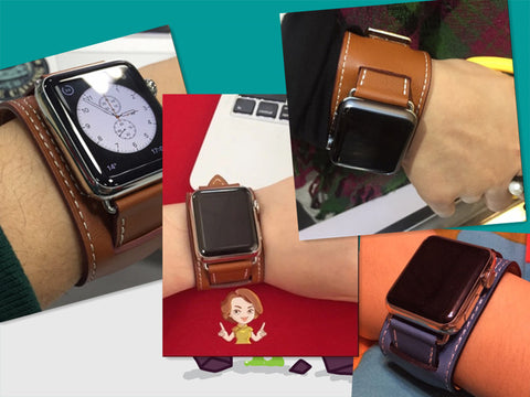 Hoco Cuff Hermes Apple Watch Band