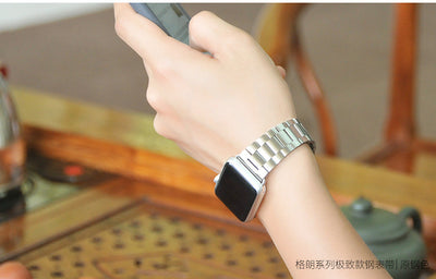 Hoco Ultra Slim Stainless Steel Band for Apple Watch