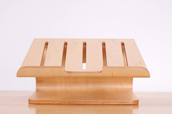 Stylish Plywood Laptop Stand