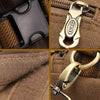 Men Canvas multi-function Travel Handbag Backpack Camping Outdoor Hiking Bag