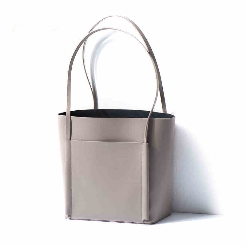 Fall Trend 2016 Black Green Gray Leather Crossbody Tote Bag for Work