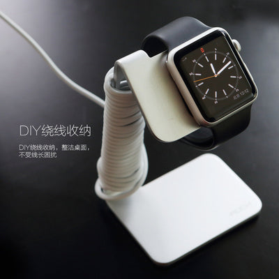 Rock Aluminum Alloy Charging Stand Dock Charger Holder Station for Apple Watch