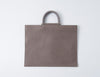 Casual Super Thin Soft Large Leather Tote Bag Business Handbag for Ladies