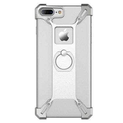 Nillkin Barde Metal Ring Bracket Holder Bumper Case for iPhone 7/7 Plus