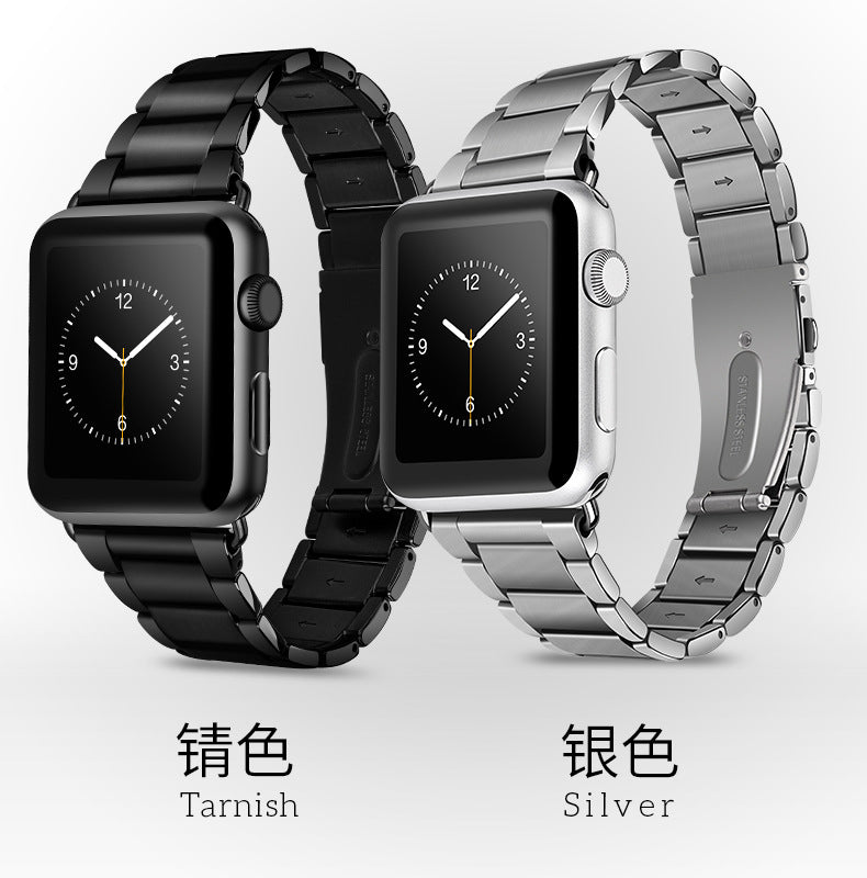 New Look V2 Stainless Steel Band for Apple Watch