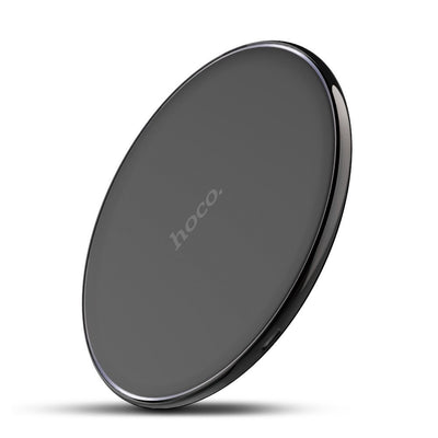 Hoco Qi Wireless Fast Charger  Pad For iPhone X, 8 Plus, Samsung S8
